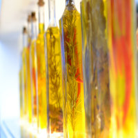 Aromatisierte Öle