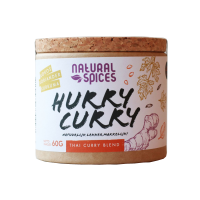Natural Spices Gewürze Hurry Curry